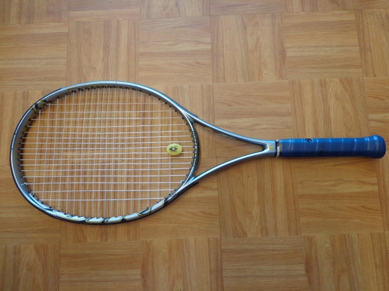 Volkl Xtended 2 Oversize 112 head 4 3/8 grip Tennis Racquet