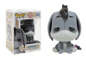 Funko-Pop-Disney-Winnie-the-Pooh-Eeyore-Vinyl-Figure-Item-11262