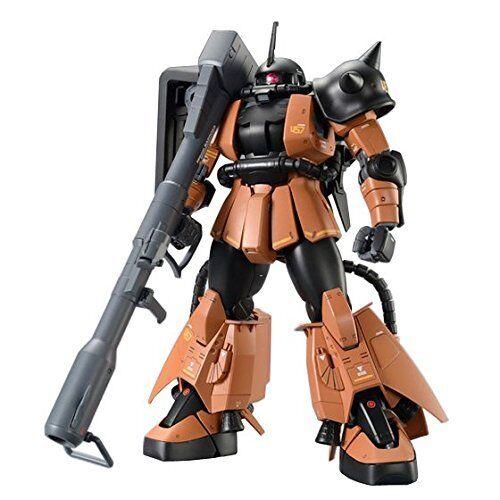 MG 1//100 MS-06R-2 Zaku II f Gabby Hazard Plastic Model Premium Bandai Limited