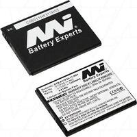3.7v 1.3ah Battery Compatible W/ Texas Instruments 3.7l12005spa P11p35-11-n01