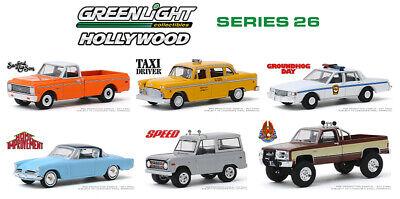 Greenlight Club V-Dub Series 4 set of 6 cars   FACTORY SEALED