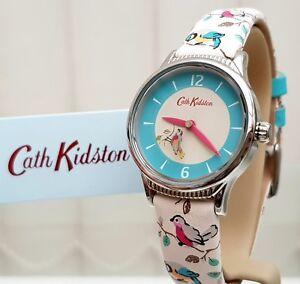 New-CATH-KIDSTON-Ladies-Girls-Watch-Rotating-Little-Bird-RRP-79-C3