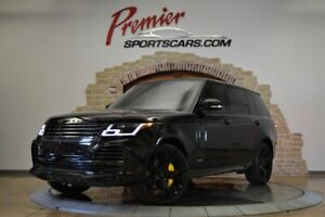 2020 Land Rover Range Rover Supercharged LWB Overfinch, Only 5700 Miles