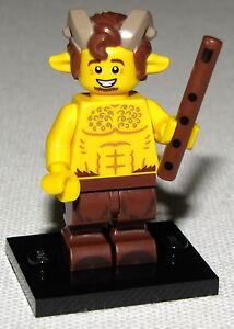 LEGO-NEW-SERIES-15-FAUN-71011-MINIFIGURE-HALF-MAN-MINIFIG-FIGURE