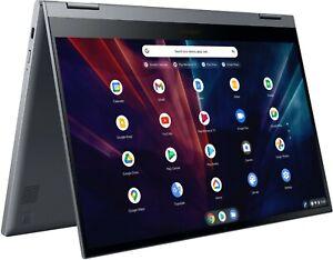 New Samsung Galaxy 13.3'' FHD Touch Chromebook 2 i3-10110U 2.1GHz 8GB 128GB...