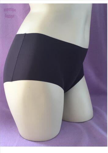 Ex boutique bordeaux léger short briefs culotte taille basse qualité nvpl