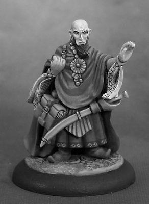 Zayafid-pathfinder reaper figurine miniature rpg monk monk mage clerc 60154