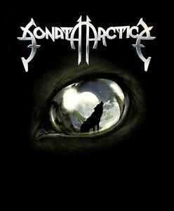 SONATA-ARCTICA-cd-lgo-THE-WOLVES-DIE-YOUNG-Official-SHIRT-XL-New-pariahs-OOP