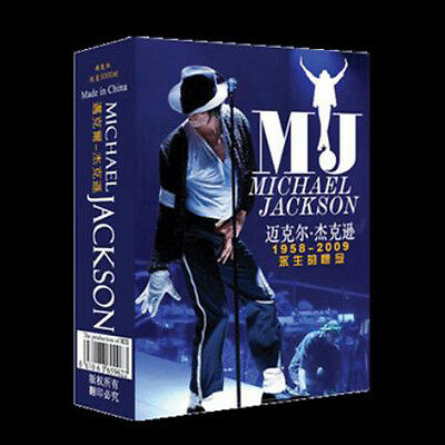 New Rare A Deck Music Pop Star Michael Jackson playing card of 54pcs Cards