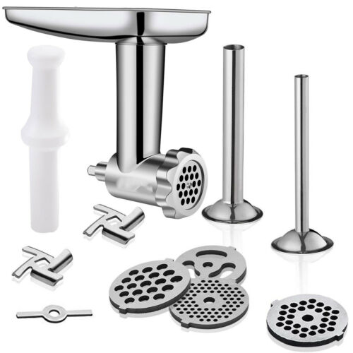 Best Assistant Meat Grinder SausageStuffer Attachment For KitchenAid Stand Mixer