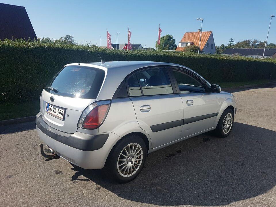 Kia Rio, 1,4 EX, Benzin