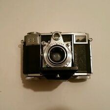 Zeiss Ikon Contessa 35 Rangefinder Camera w/45mm Tessar Lens
