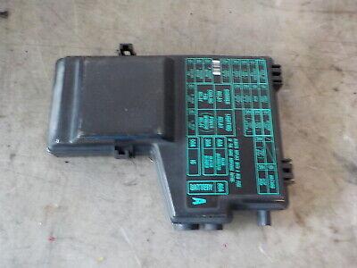 90-93 Honda Accord Engine Compartment Fuse & Relay Box Cover - Match Layout  OEM | eBayeBay