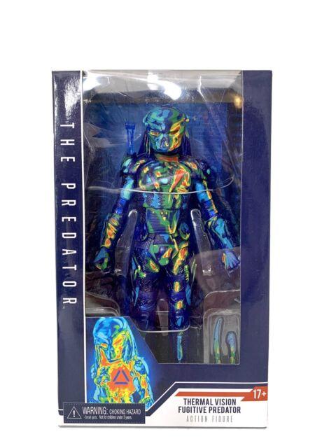 "NECA Toys Thermal Vision Fugitive Predator 7"" Action Figure Predators Exclusive"