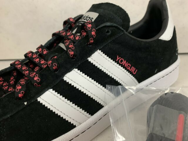 Pasteles Implacable sin  Adidas Originals Campus 'Yongjiu' Chinese New Year 2019 (UK8) New for sale