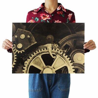 4642.charlie chaplin.la ruée vera l/'or.les artistes.POSTER.decor Home Office art