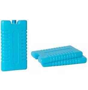 Freezer Ice Bricks Block 220cc Freezer Cooler Bags Lunch Boxes