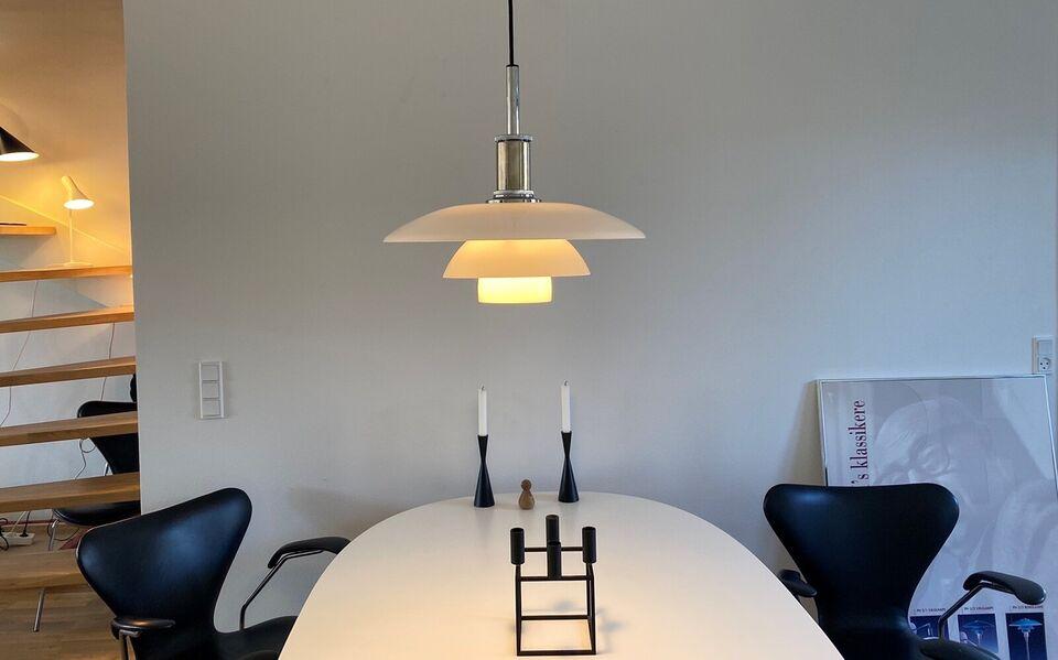 PH, 4½ 4 pendel, loftslampe – dba.dk – Køb og Salg af Nyt