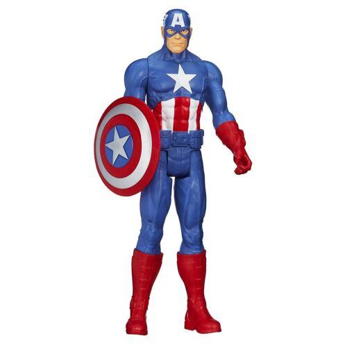 Avengers Captain America Titan Super Hero Series Action Figure Toy Gift US Stock
