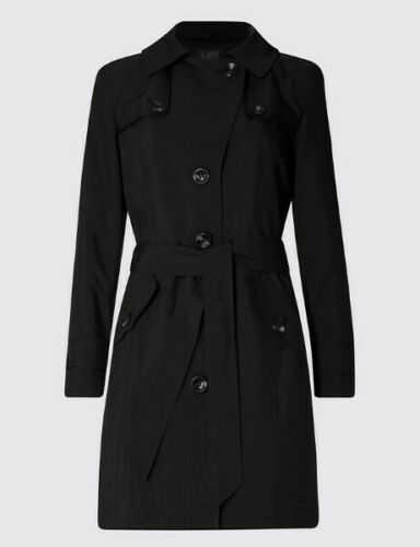M /& S Femmes Belted Trench Veste//manteauM /& S Collection T493298-Stormwear