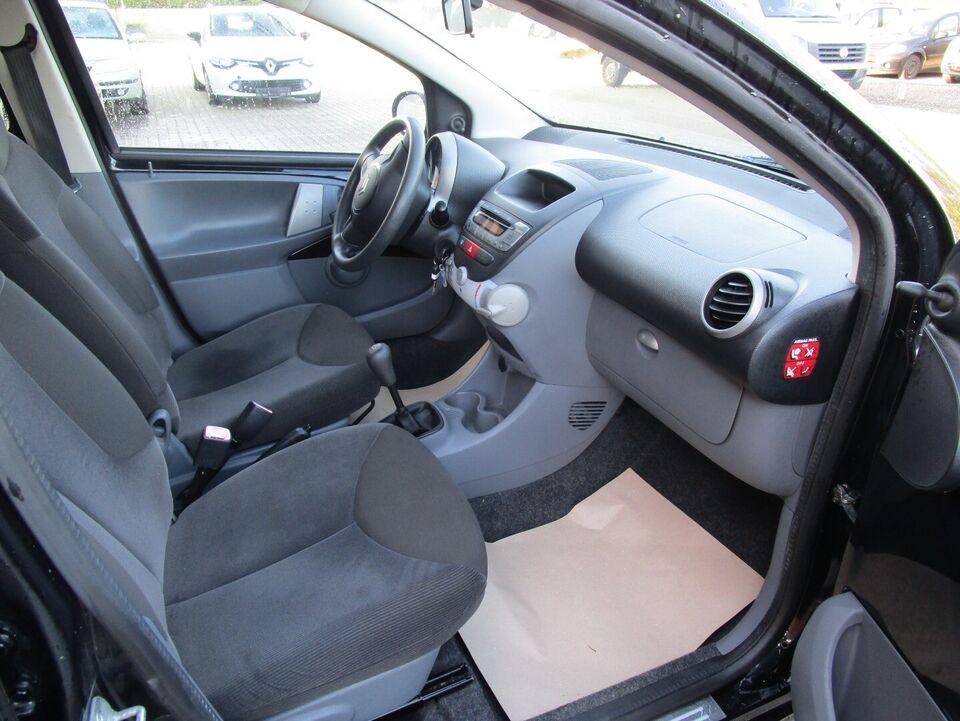 Citroën C1 1,0i Prestige Benzin modelår 2007 km 95000