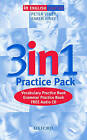 In English Starter: Practice Pack: Starter level: 3-in-1 Practice Pack by Karen Viney, Peter Viney (Mixed media product, 2003)