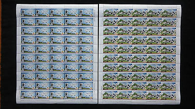 Papua New Guinea 2001 AVIATION Airlines.Two Sheets MNH(100 Stamps)R21/W/E/S