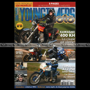 YOUNGTIMERS-MOTO-22-KAWASAKI-KH-400-HONDA-VF-750-F-YAMAHA-XTZ-TENERE-BFG-1300