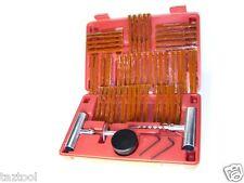 70pc Tire Repair Kit Plug Patch Flat Tire Repair Tools Car Truck Motorcycle Home