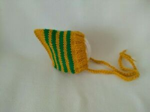 Newborn Baby Knitted Mountain Elf Pixie Beanie Hat Photo Photography Props