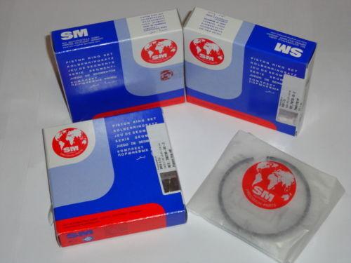 MB MERCEDES BENZ S600 SL600 5.5 V12 36V 48V M275 2001 SEGMENTS DE PISTON