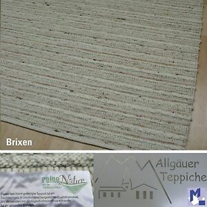 Allgäuer Teppiche woll handweb teppich brixen allgäuer handweberei neu ebay