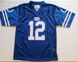 Indianapolis-Colts-Youth-NFL-Jersey-Andrew-Luck-12-XL-16-18-NWT