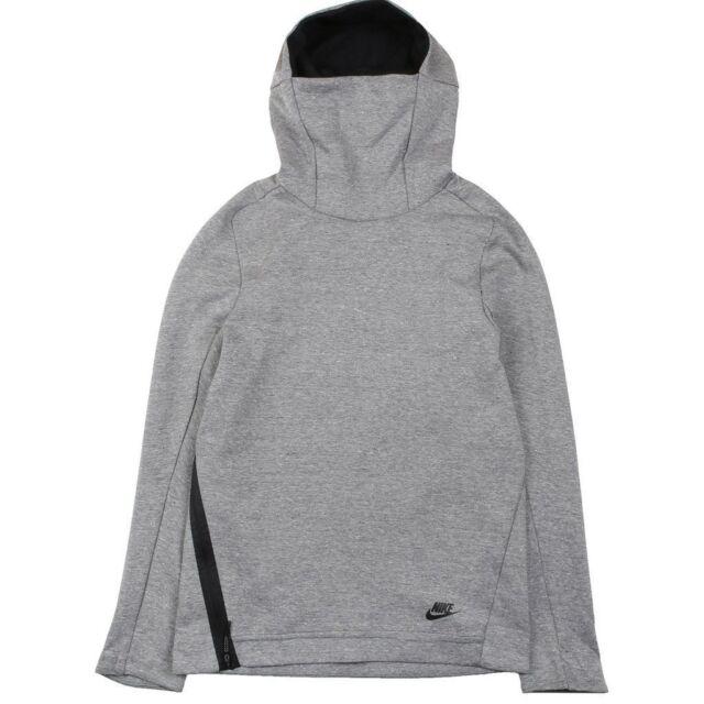 nike tech fleece funnel neck hoodie