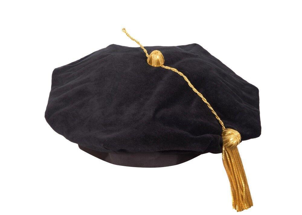 Américain 8 Coté Tam - Graduation Chapeau - Doctorat Academic Tam