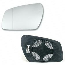 FORD FIESTA MK6 02-08 Passenger Heated Electric Wide Angle Wing Mirror Glass