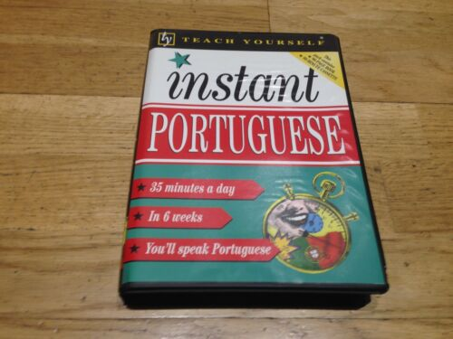 1 of 1 - Teach Yourself Instant Italian: Book/Cassettes by Elisabeth Smith
