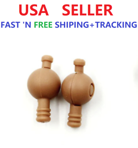 2 Hand Peg Wrist Joints for Hot Toys ZC ZY COO GANGHOOD 12'' Male Figure Body