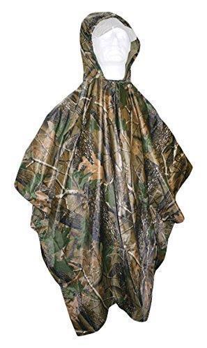 NGT Camouflage Imperméable Poncho-Pêche Chasse Randonnée Camping En Plein Air Manteau
