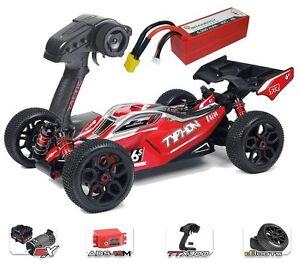 Arrma-Typhon-6SV2-BLX-4WD-RACE-BUGGY-1-8-RTR-4S-LiPo-5200mAh-Model-2016