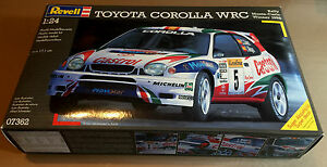 Revell 07362 - 1/24 Toyota Corolla Wrc Montecarlo 1998 Nouveau