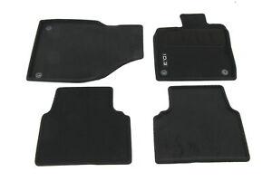 New-Original-VW-ID-3-Set-Textile-Floor-Mat-Front-Rear-Black-10B061445-Wgk