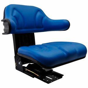 Schleppersitz-blau-mit-integrierten-Armlehnen