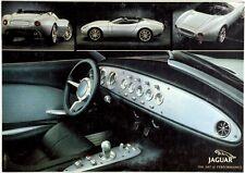 Cartolina Auto Jaguar F-Type Concept - 68° Salone Dell'Automobile Di Torino
