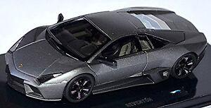 Lamborghini-Reventon-2007-09-mat-gris-Gris-Metallise-1-43-Hot-Wheels-Elite