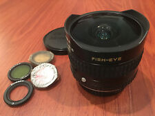 MC Zenitar Fisheye MC Zenitar-M 2.8/16 16mm Lens PK mount