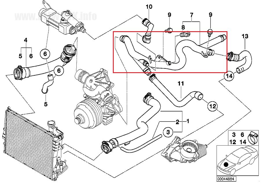Bmw E36 M3 Cooling Diagram