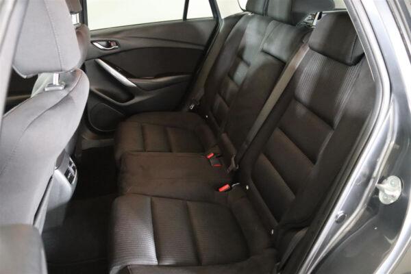Mazda 6 2,0 SkyActiv-G 165 Vision stc. billede 6