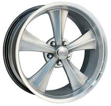 New Listingrocket Racing Wheels R15 2856552 20x85 Booster Hyper Silver 5x45 525 Bs