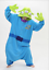 Toy Story Aliens Costume Alien Cosplay Pajamas Jumpsuit Sleepwear Fancy Dress D1